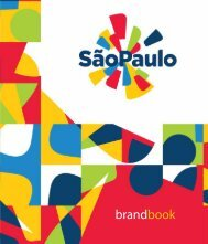 brandbook - São Paulo Turismo