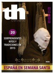 Revista Turismo Humano 26. ESPAÑA EN SEMANA SANTA 2015