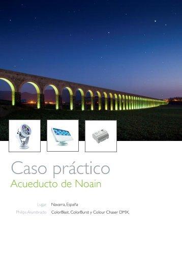 Caso Práctico del Acueducto de Noain - Philips