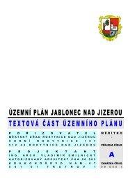 A - Textová část územního plánu 309.46 Kb
