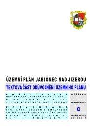 Textová část územního plánu 243.95 Kb
