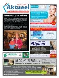 Editie Ninove 18 februari 2015