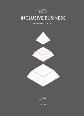 INCLUSIVE BUSINESS