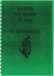 AS Workbook