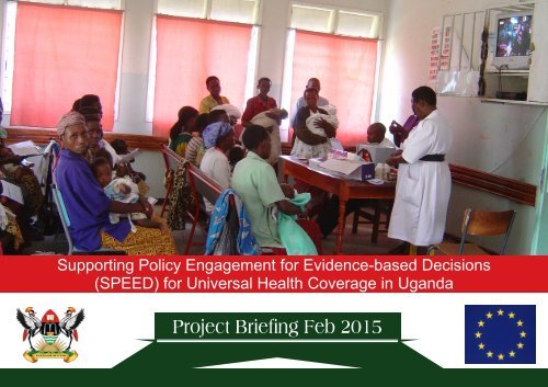 SPEED BRIEFING FEBRUARY 2015