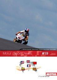 Motul . Sport . News 19
