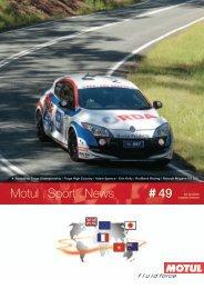 Motul . Sport . News 49