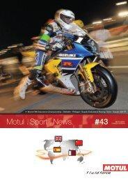 Motul . Sport . News 43