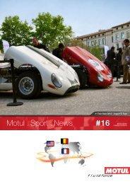 Motul . Sport . News 16