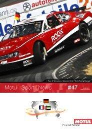 Motul . Sport . News 47