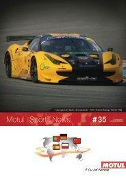 Motul . Sport . News 35
