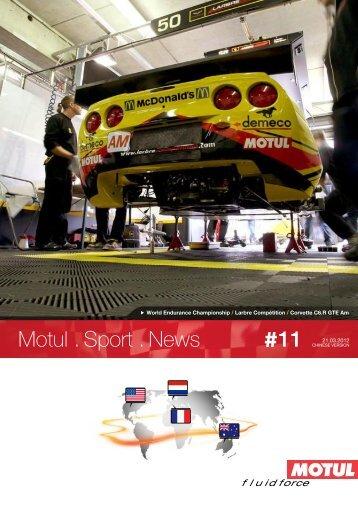 Motul . Sport . News 11