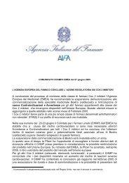 comunicato stampa EMEA