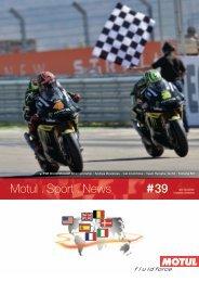 Motul . Sport . News 39