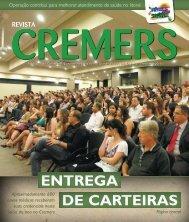 DE CARTEIRAS ENTREGA - Cremers