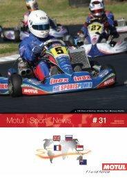 Motul . Sport . News 31