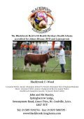 Newsletter No. 73 - Longhorn Cattle Society - Page 2