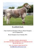 Newsletter No. 73 - Longhorn Cattle Society - Page 3