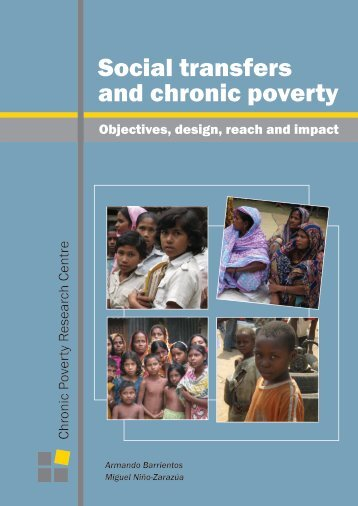 Social transfers and chronic poverty