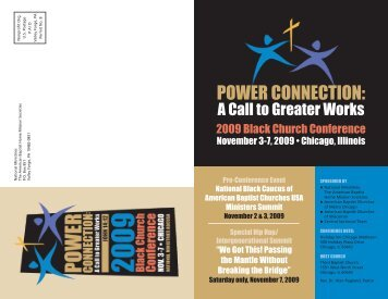 Black Church Conf 2009 booklet_Layout 1 - American Baptist Home ...