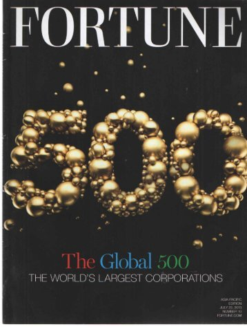 Fortune vol 168 No 2 July 22, 2013 - DLSU-D