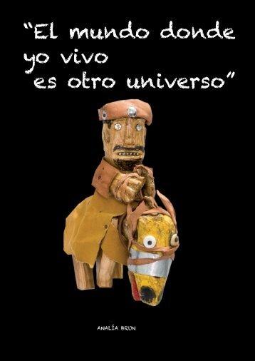 """""""El mundo donde yo vivo es otro universo"""" - Iberescena"""