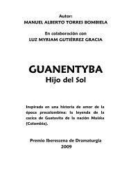GUANENTYBA - Iberescena
