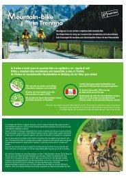 le 10 regole - Mountain-bike in Trentino