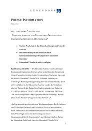 Diese Presse-Information als (.pdf) - Lünendonk