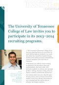 Employer Guide Employment Report Employer ... - College of Law - Page 3
