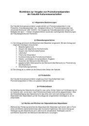 Richtlinien Promotionsstipendien 081127 - Iaawiki
