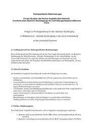 Fachspezifische Bestimmungen für das Studium des ... - Iaawiki