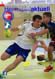 Heimspiel aktuell 10-MSG2015