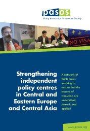 Download Full PASOS Annual Report Here - CESD