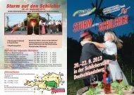 Sturm auf den Schilcher - Schilcherland Deutschlandsberg