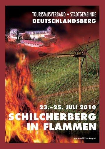 23. – 25. juli 2010 tourismusverband stadtgemeinde deutschlandsberg
