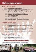 23. – 25. juli 2010 tourismusverband stadtgemeinde deutschlandsberg - Seite 3