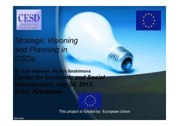 Download Full Presentation Here - CESD