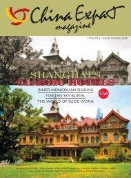 SHANGHAI'S CLASSIC HOTELS - China Expat