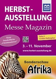 PDF-Download - Herbst-Ausstellung Messe Kassel