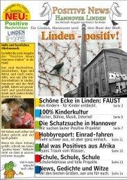 Positive News - Hannover - Linden entdecken...
