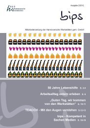 bips 06 - Hannoversche Werkstätten