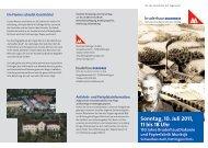 Sonntag, 10. Juli 2011, 11 bis 18 Uhr 150 Jahre - Munksjö AB