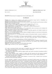 Ordinanza Campagna incendi 2013 - Comune di Gela