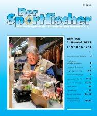 Vereins- nachrichten - Fischereiverein Hannover eV