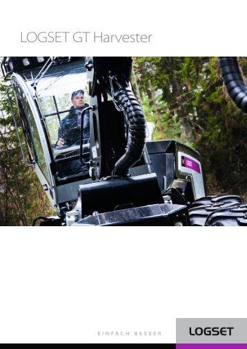 LOGSET Harvester GT