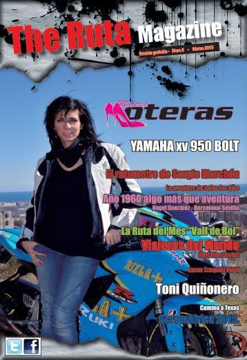 The Ruta Magazine nº 5 Marzo 2015