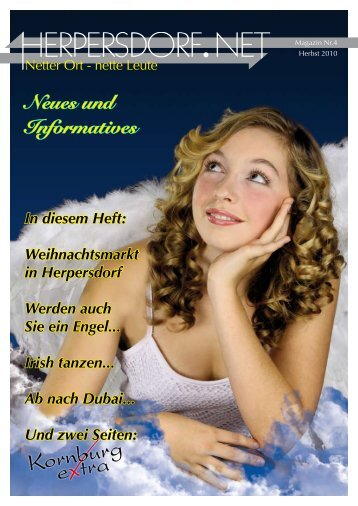 Neues und Informatives In diesem Heft - herpersdorf.net