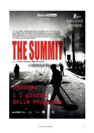 pressbook the summit def - Studio Morabito