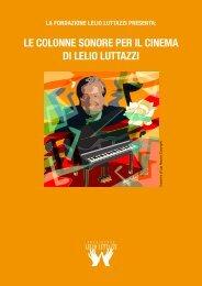 le colonne sonore per il cinema di lelio luttazzi - Studio Morabito